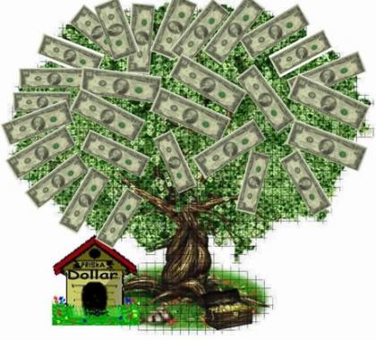 Árvore do dinheiro2